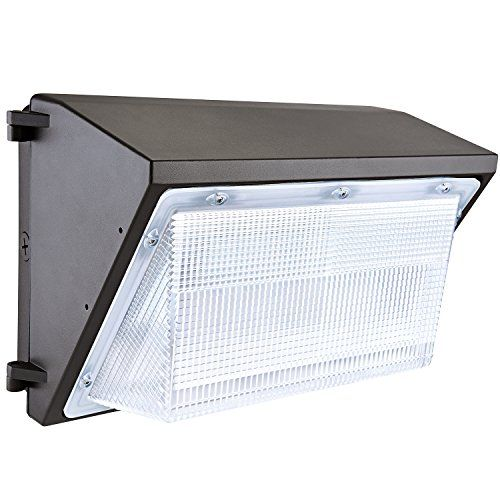 Led Wall Pack Light Luminwiz 90w 5000k Outdoor Lighting Fixture For Building Home Security And Walkwaysul D Outdoor Light Fixtures Wall Pack Lights Wall Packs