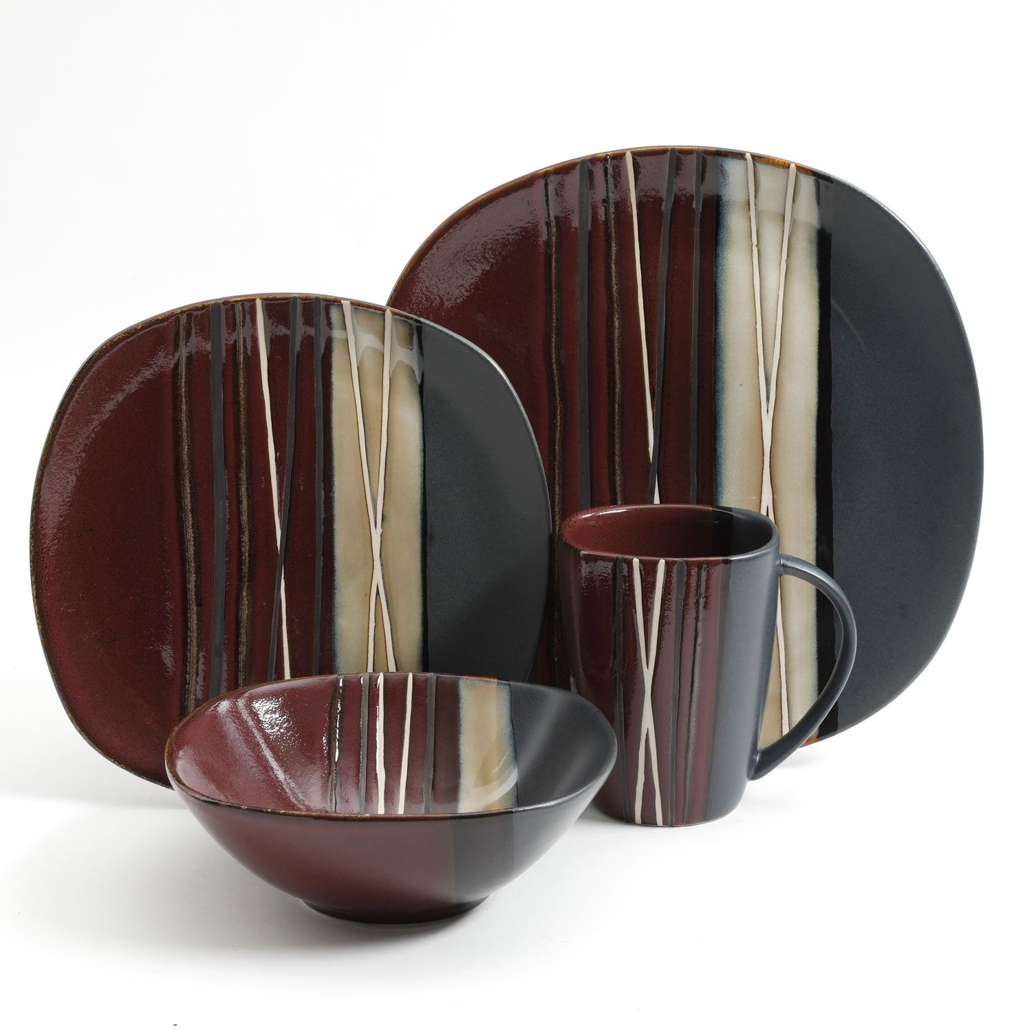 72947d252449bdb1d4e8c8e3824b67eb - Better Homes And Gardens Bazaar Brown Bowls