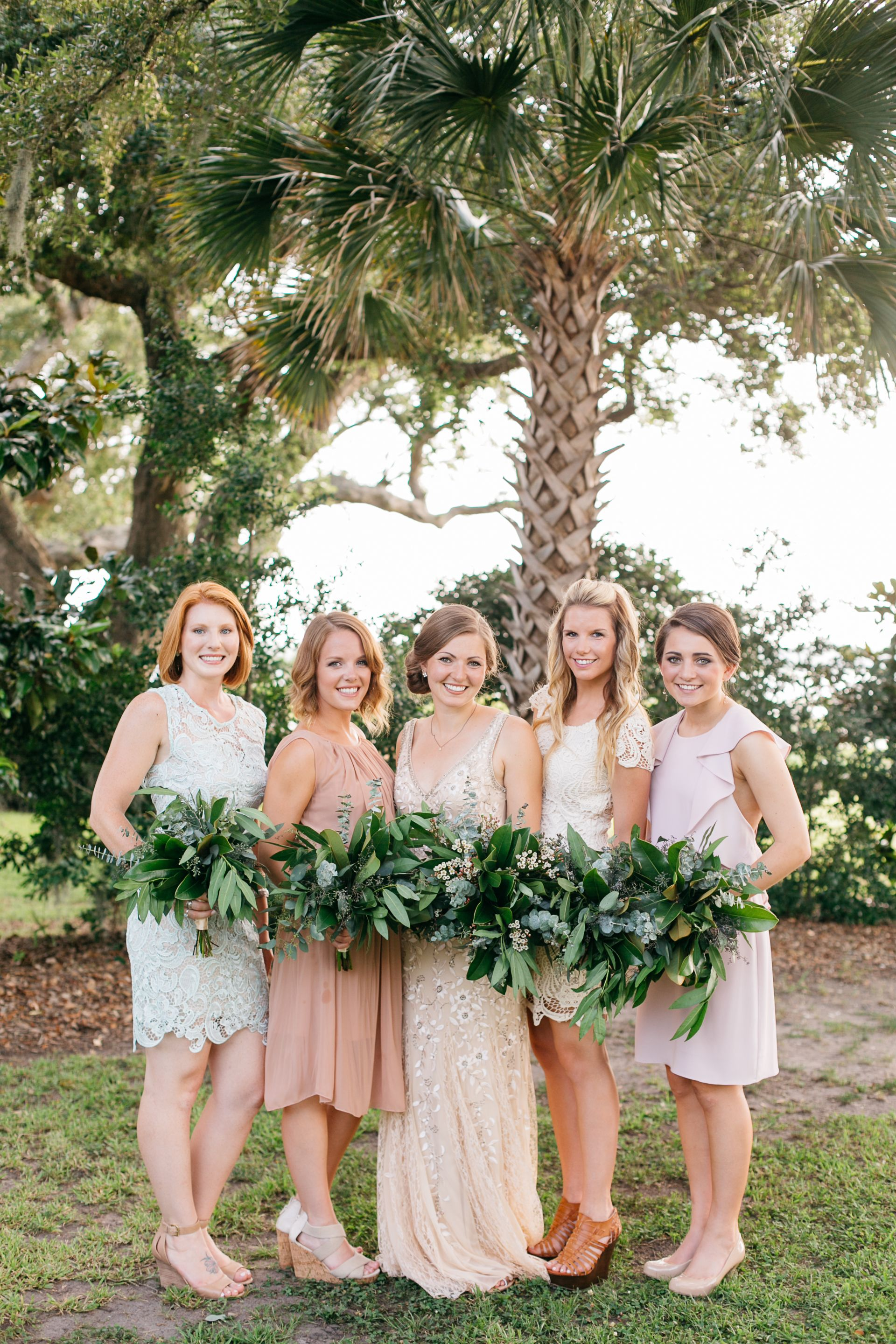 Natural elegance at the river house at lowndes grove cream natural elegance at the river house at lowndes grove cream bridesmaid dressescream ombrellifo Gallery