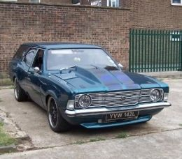 Ford Cortina Mk3 Wagon Muscle Car Build By Nightmaresracing Ford