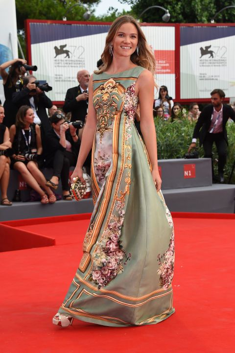 The Best Looks From the Venice Film Festival   Jewel, Gowns and Red ...