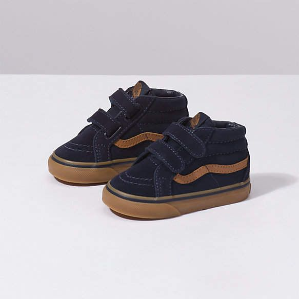 Toddler Suede Sk8-Mid Reissue V  431e08c2c
