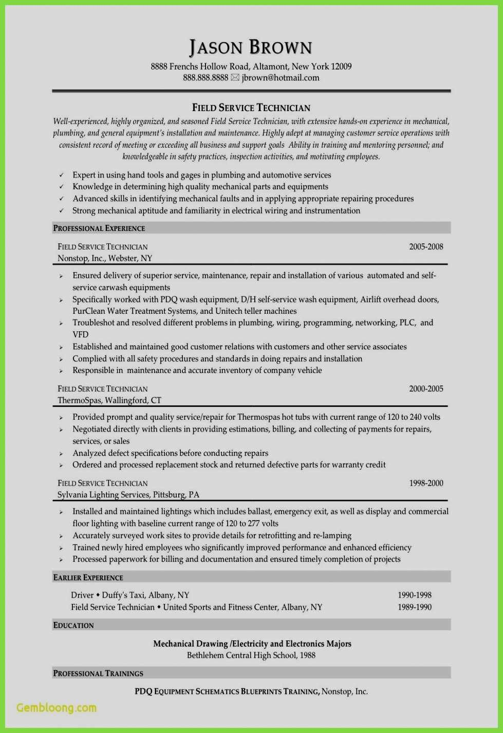 70 best of image of resume objective examples for vet techs