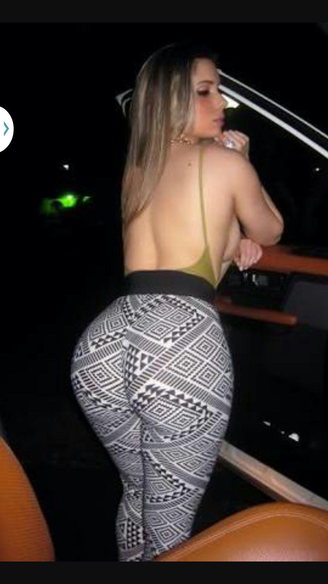 Ass bouncy latina round