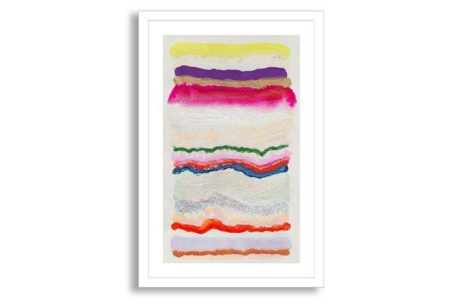 9844ff54d4d3 Kristi Kohut, Stripes 32 | Art Inspiration | Painting, Art, Art decor