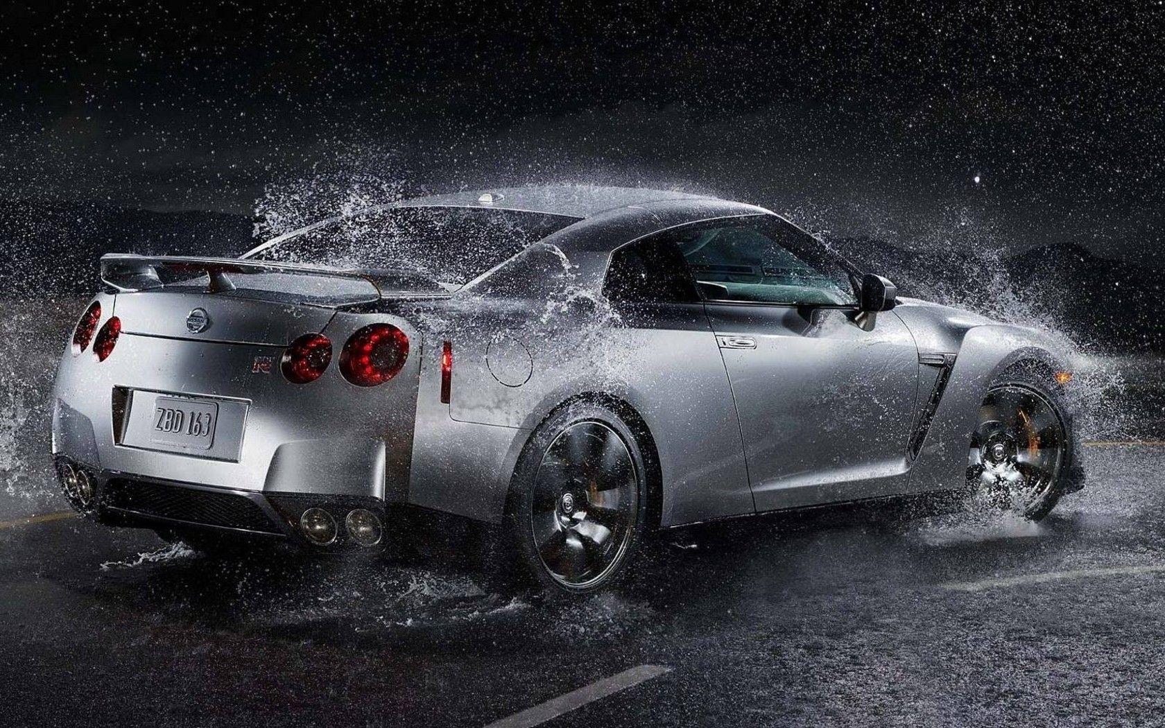 Jaguar F Type Back Water Car 2014 « El Tony | Download Wallpaper |  Pinterest | Skyline GTR