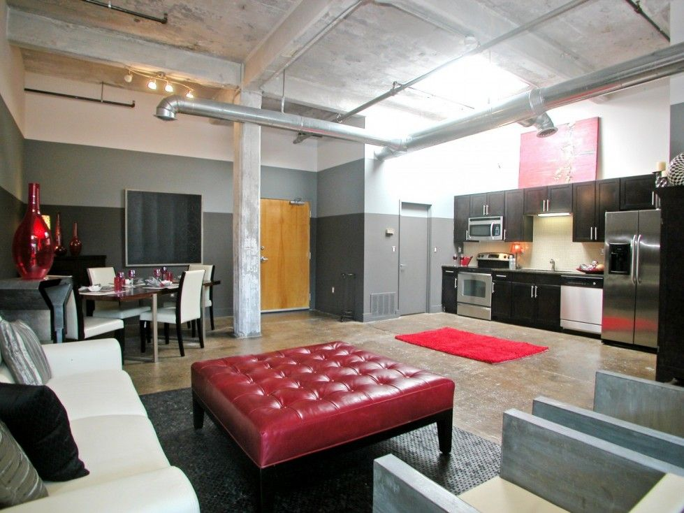 Arredamento Loft ~ Arredare un loft arredamento loft industriale lofts and interiors