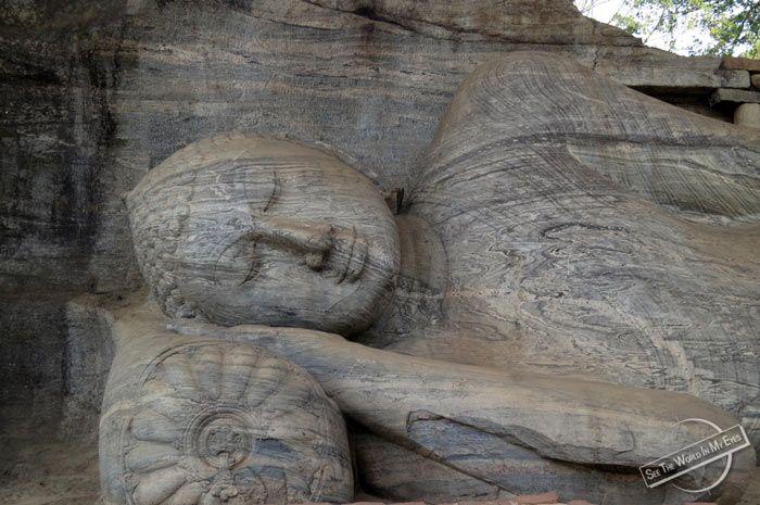 Reclining Buddha of Gal Vihara in Polonnaruwa Sri Lanka. & Reclining Buddha of Gal Vihara in Polonnaruwa Sri Lanka. | UNESCO ... islam-shia.org