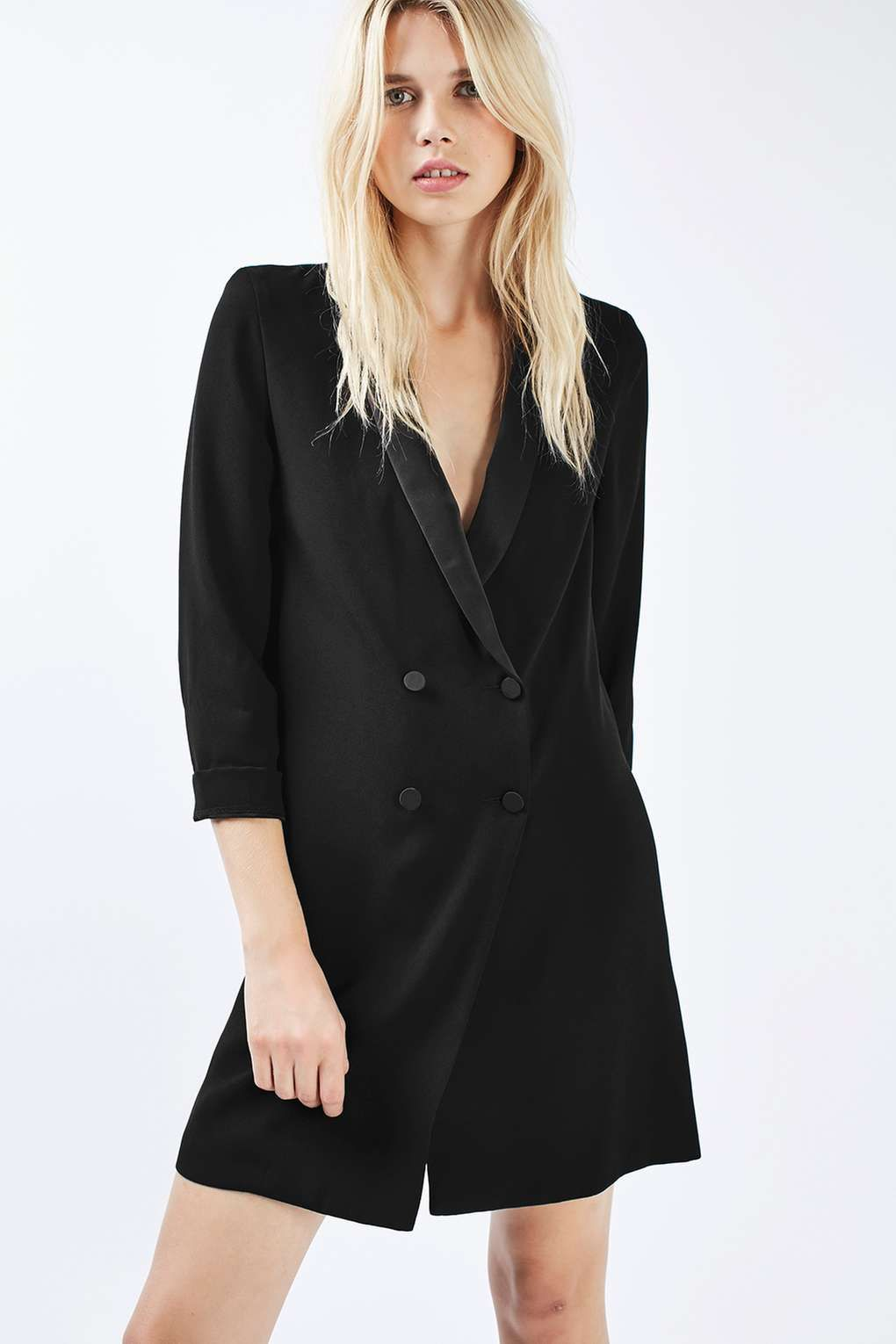 Soft Tailored Jacket | Clothes, Jumpsuit dress, Tailored jacket