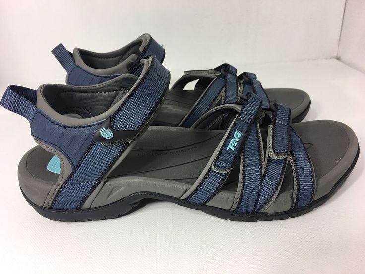 f57e8e495e91 Women s Teva TIRRA 4266 BERING SEA Water Sport Athletic Sandals Size 8 US