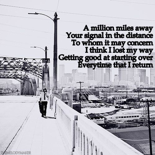 tumblr_lm6okxujrt1qb1exso1_500_large picture on VisualizeUs | Foo fighters  lyrics, Foo fighters walk, Foo fighters