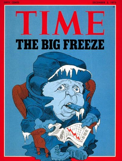 In The 1970s Scare Was A Coming Ice Age