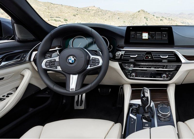 2017 Bmw 5 Series Unveiled Bmw 5 Series Luxury Cars Bmw 2017 Bmw