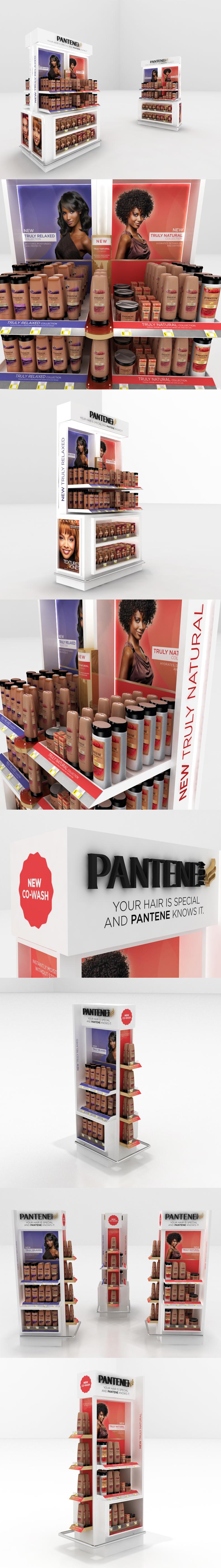 New Pantene Collection Exhibition. Caribbean market: Montego Bay, Jamaica, Bahamas, Trinidad, St. Marteen, Curacao, Barbados, Aruba.