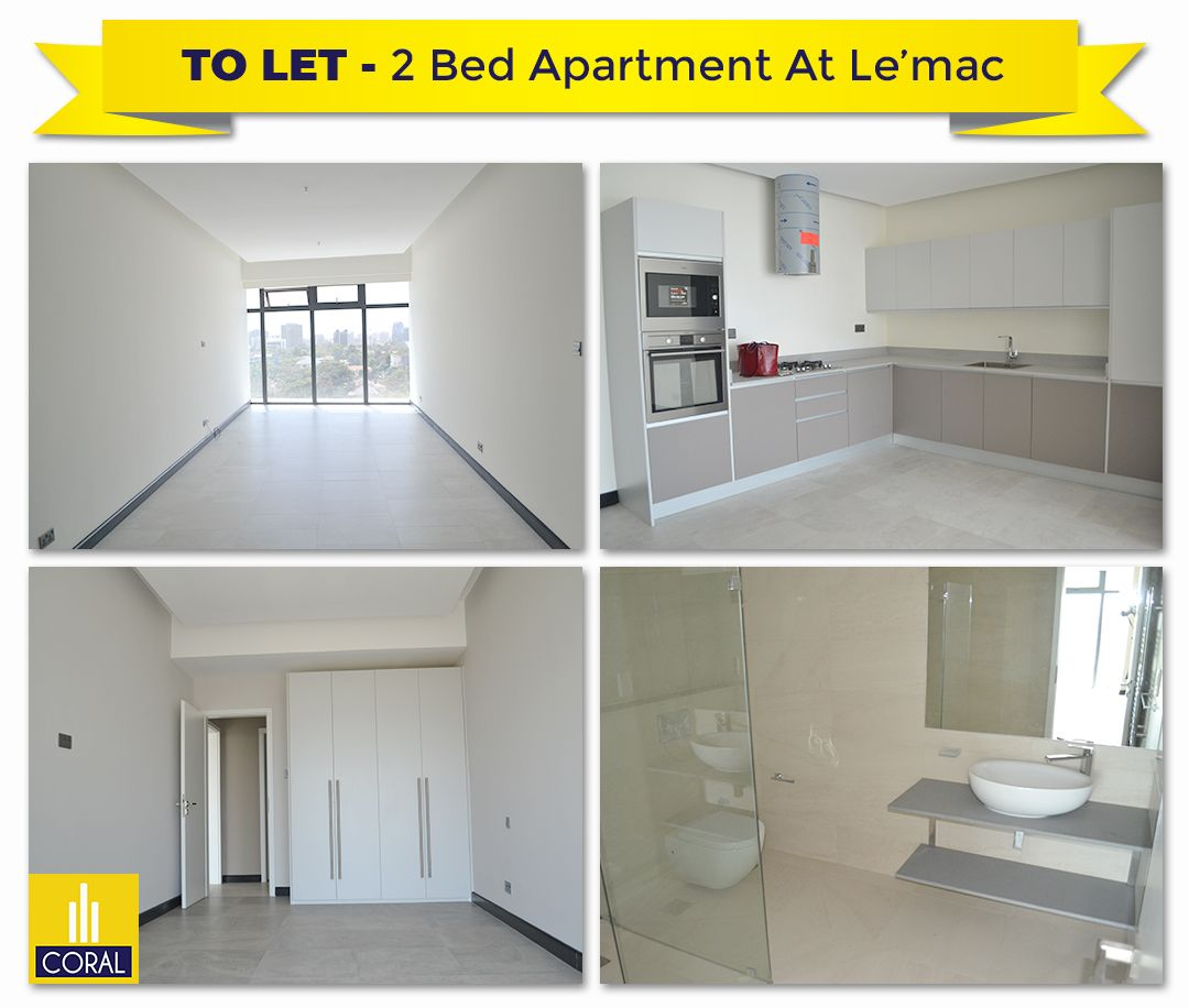 Le'mac 2 Bedroom Apartment For Rent Off Waiyaki Way