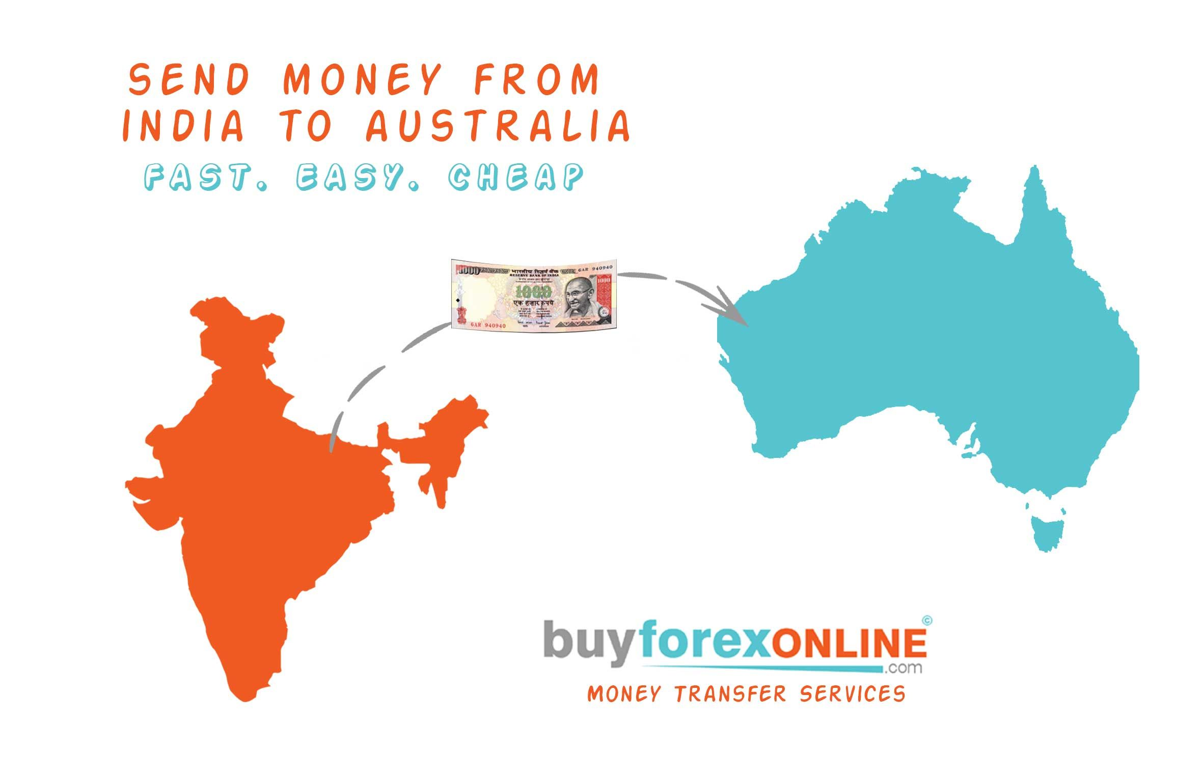 Get Send Money Instantly From India To