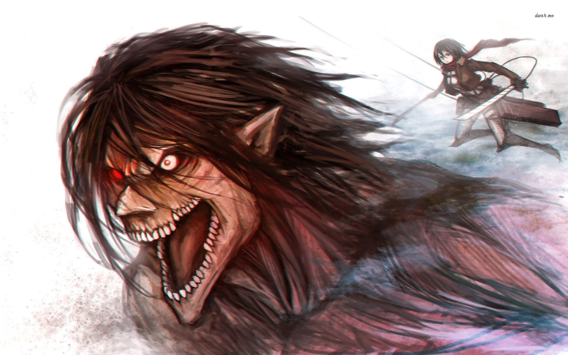 Eren Yeager Attack On Titan Sharovarka Pinterest Attack On Titan