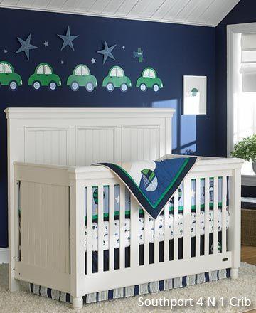 Gotta love 4-in-1 Cribs! | Cribs | Pinterest