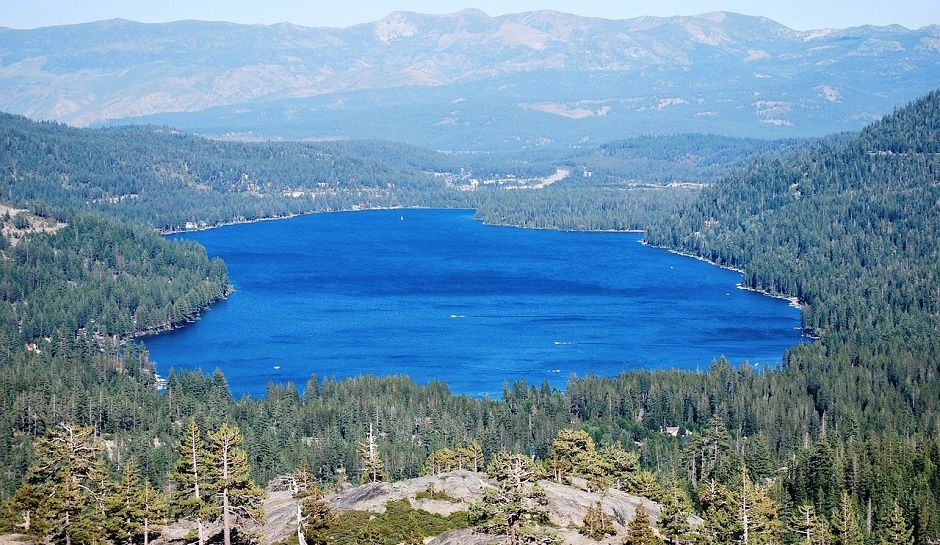 On This Day In History 1847 The Donner Party Is Rescued Video Donner Lake Lakes In California Lake