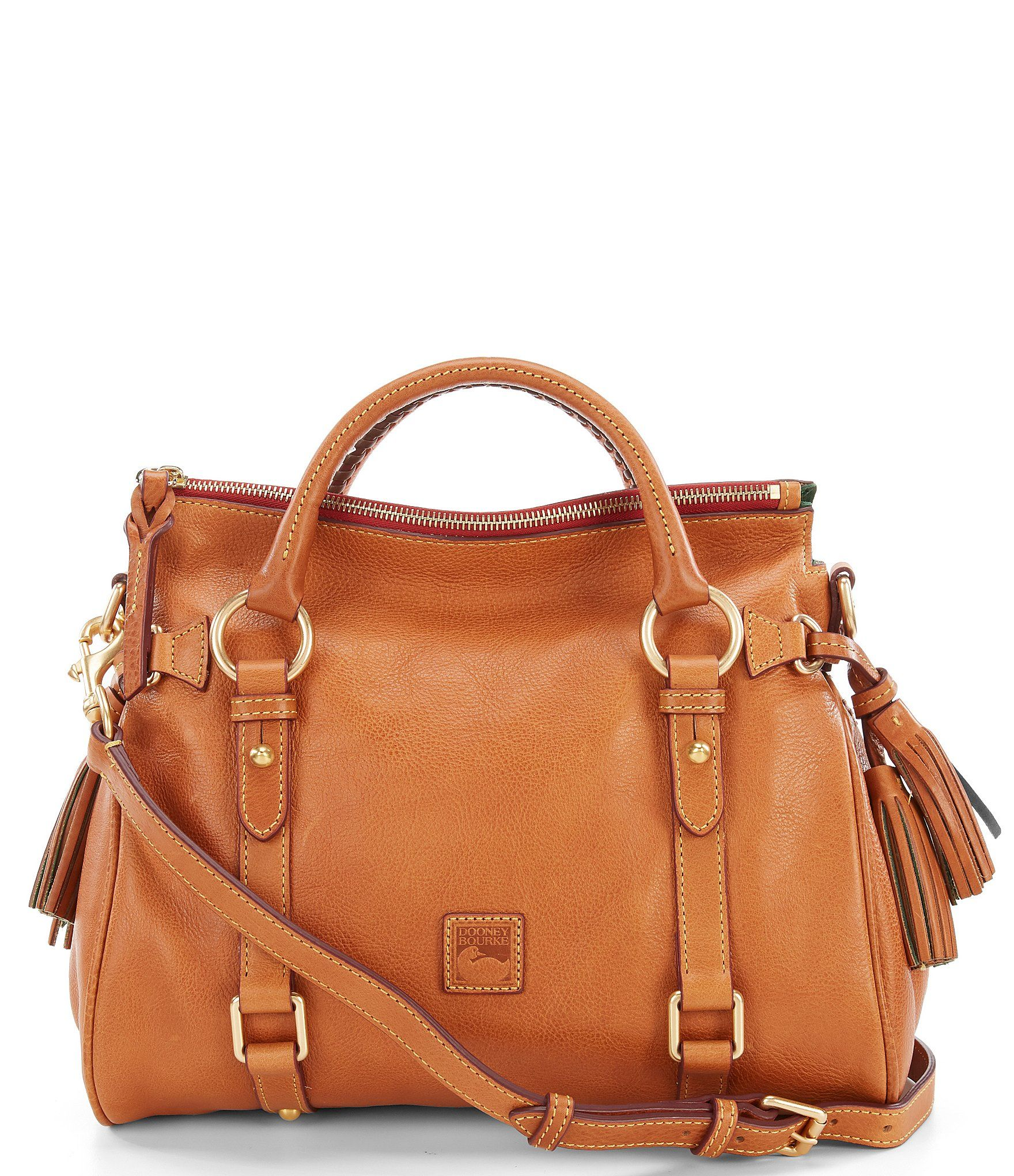 Florentine Collection Small Satchel