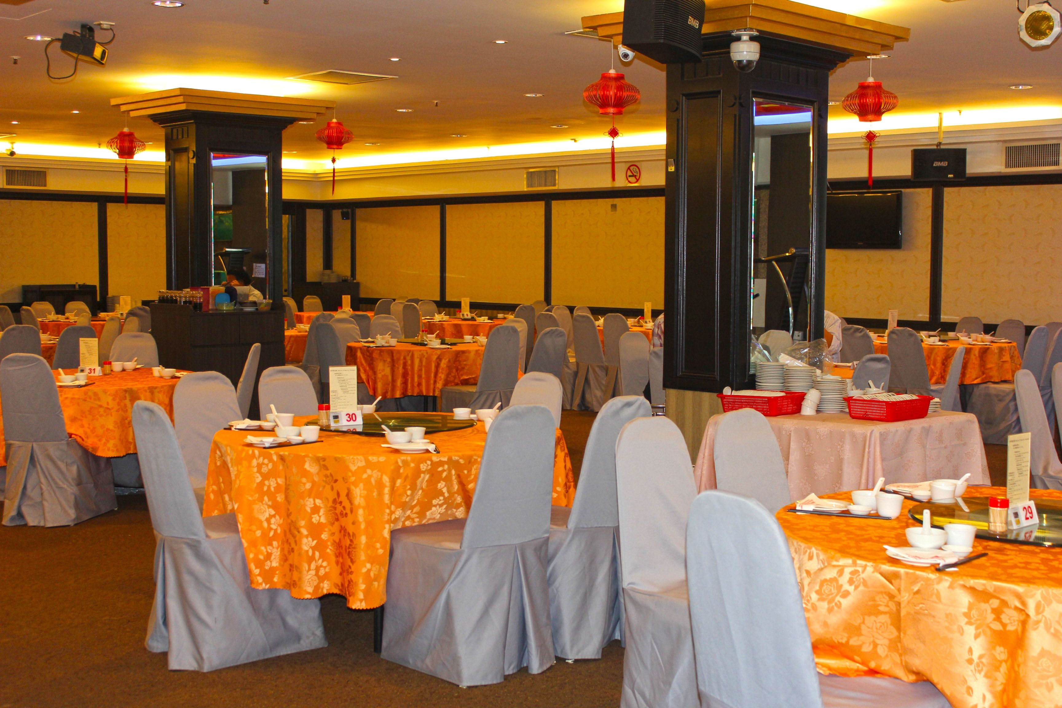 Zambian wedding decorations  Resraurant Pik Wah is good for wedding venue Excellent worth and