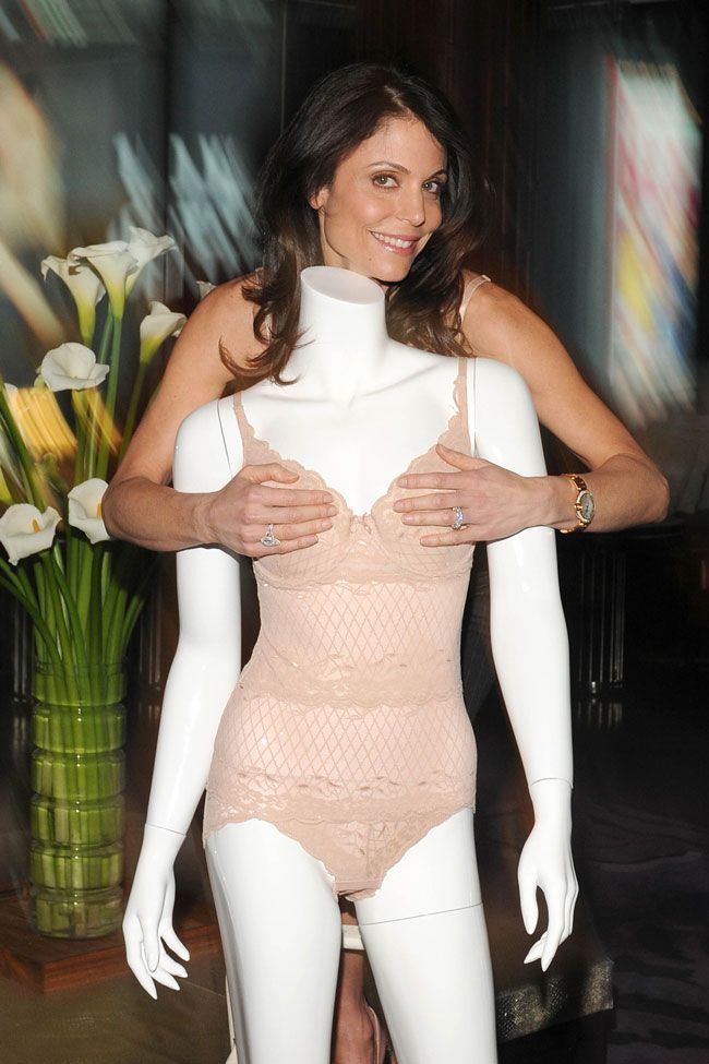 aed3cd5d5a Bethenny Frankel Skinny Girl Shapewear Solutions Kick Off Event for Macy s