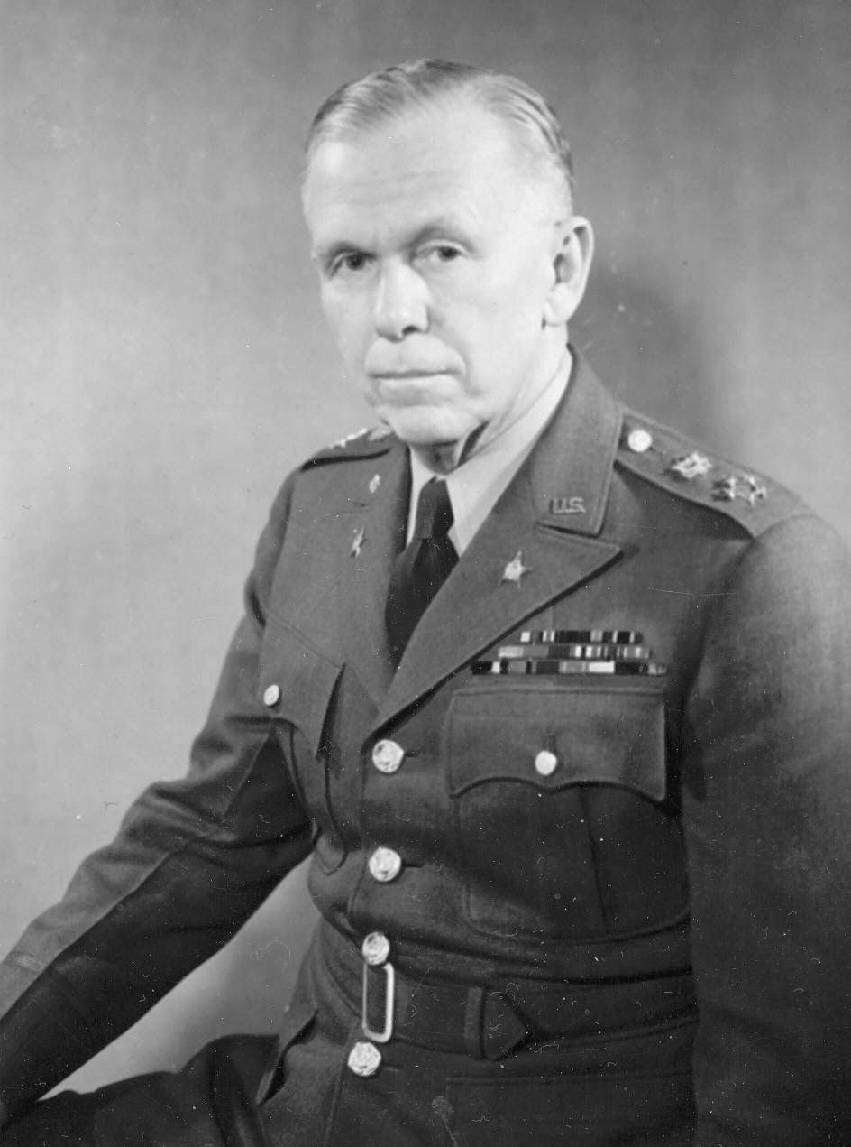 General george c marshall quotes - General Of The Army George C Marshall