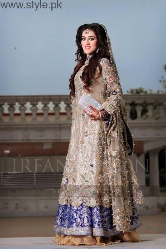 Latest Pakistani Engagement Dresses (12) | Dresses For Women ...