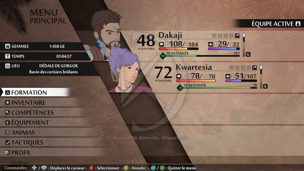 UI Design Game Concept Main Menu By Okadjito UI Pinterest - Game menu design