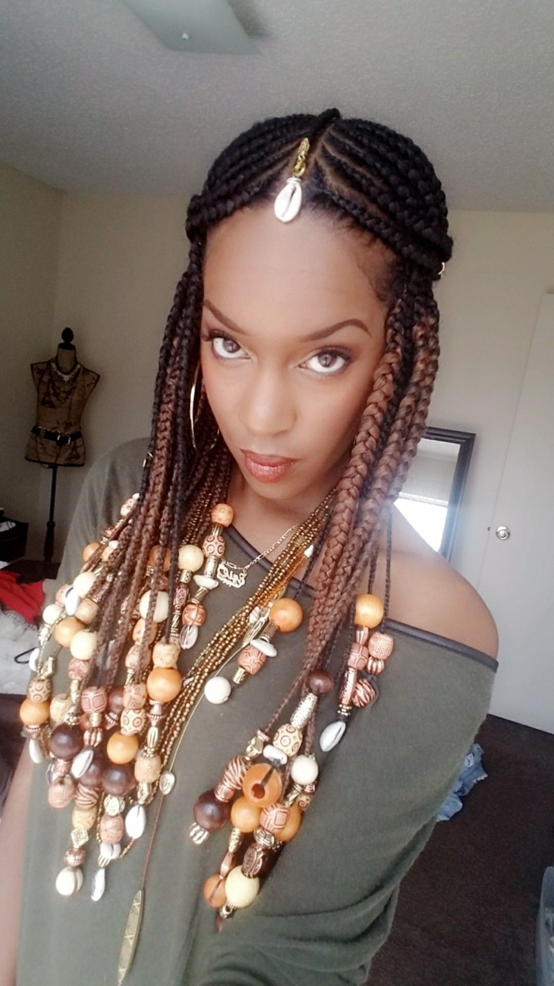 14 Fulani Braids Styles To Try Out Soon Braids With
