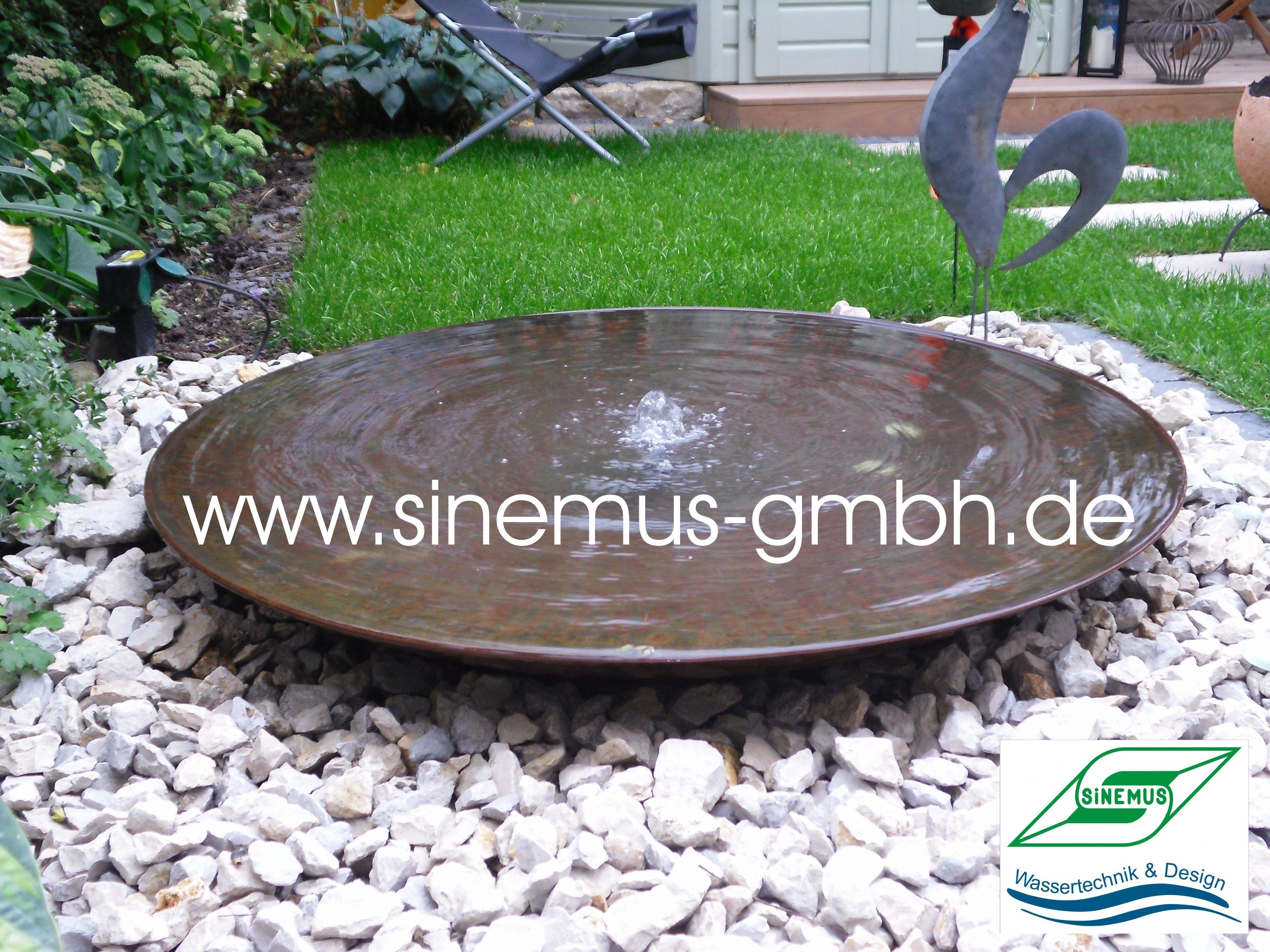 Designatgartenhaus De pin by w sinemus gmbh on gartenbrunnen aus cortenstahl