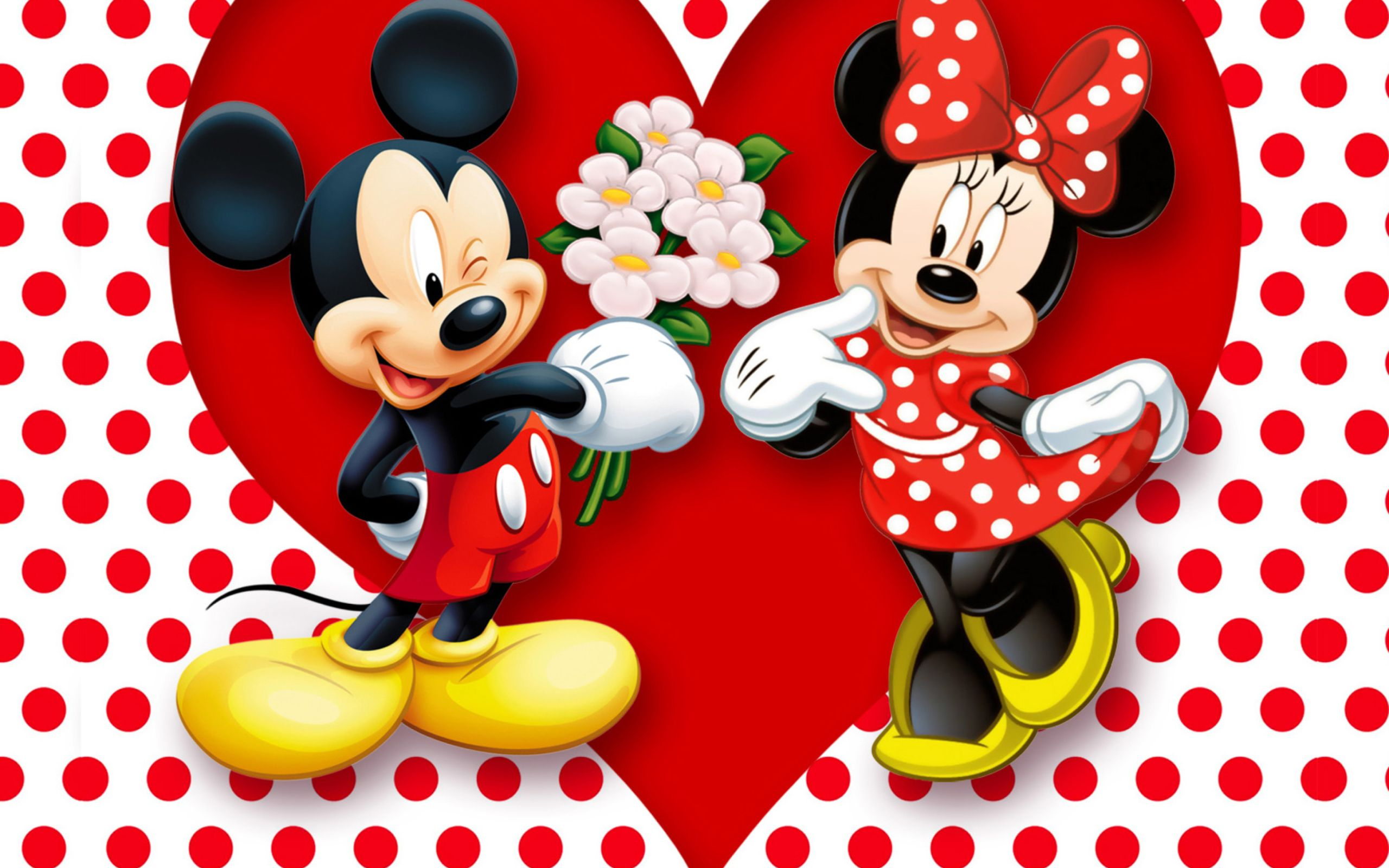 Mickey And Minnie Mouse Wallpaper High Quality Resolution 5jxa 2560x1600 Px 135 MB Anime Baby Gangster