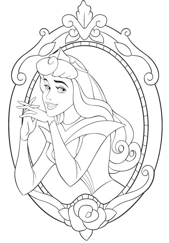 Photos Princess Aurora Sleeping Beauty Coloring Pages | Disney ...