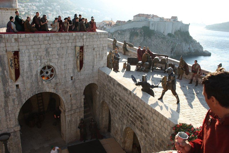 Dubrovnik Game Of Thrones Locations Game Of Thrones