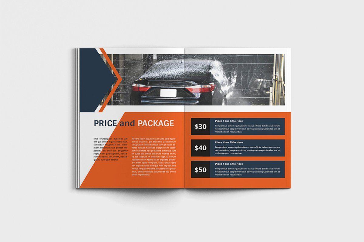 Autowash A4 Car Wash Brochure in 2020 Brochure