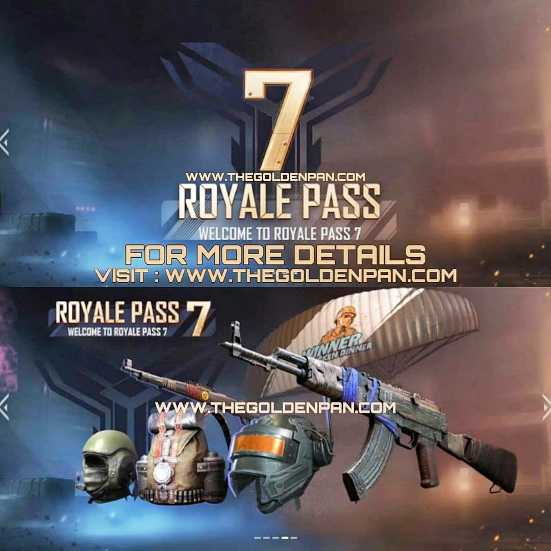 PUBG Mobile Season 7 Royale Pass, New Features, Outfits and