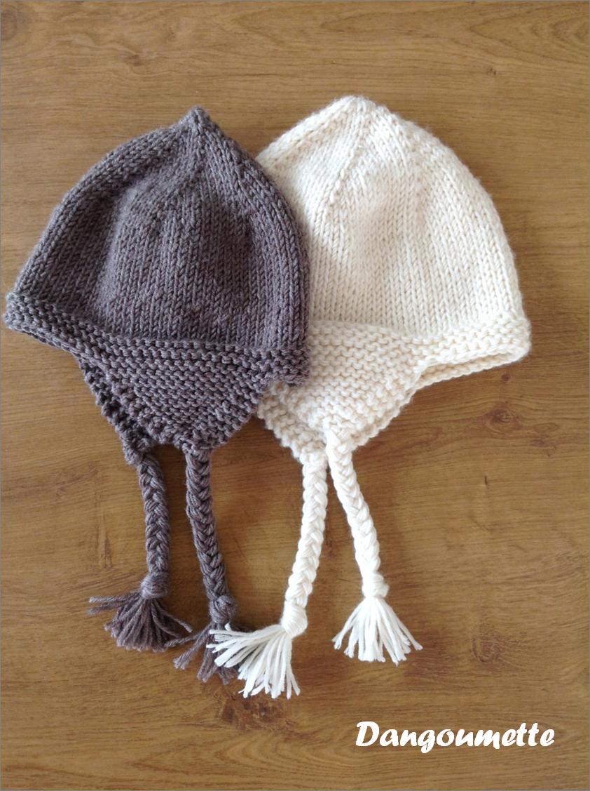 Bonnet à oreilles pour enfant et adulte