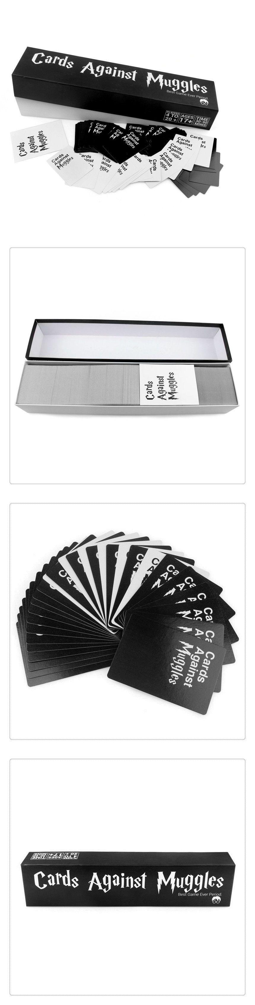 Card gamescontemporary 19082 cards against muggles harry