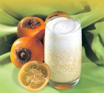 Bebidas de la region caribe