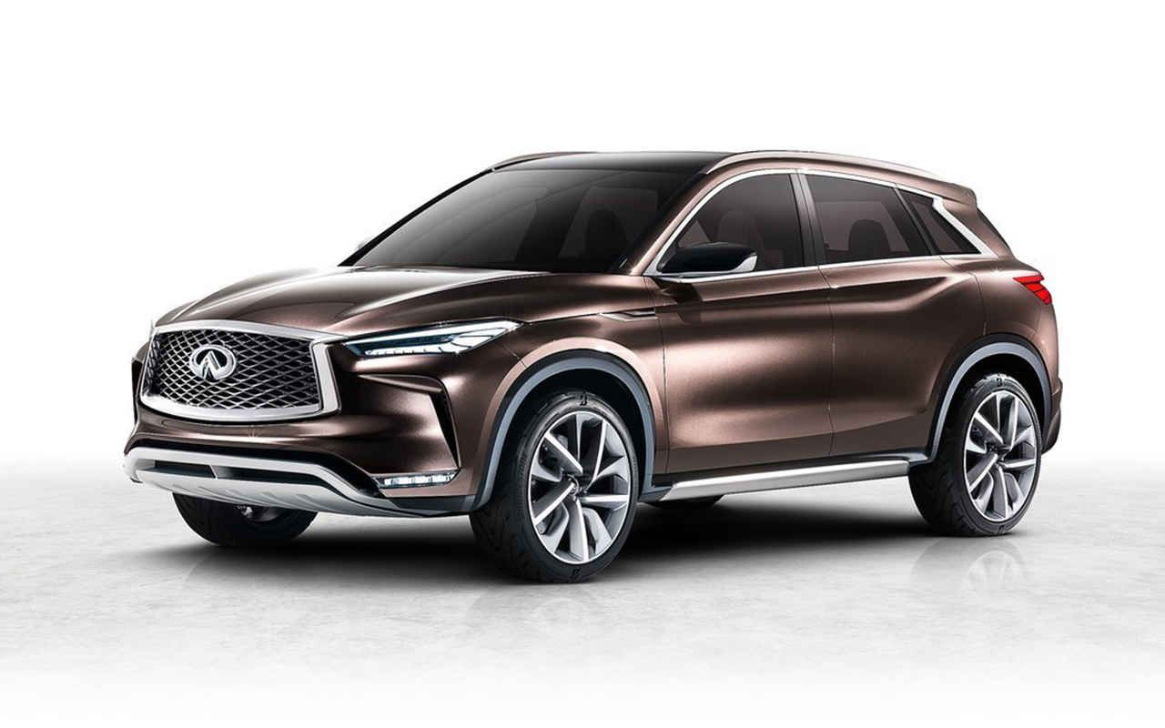 2019 infiniti qx50 preview redesign and release date coming out to be a luxury