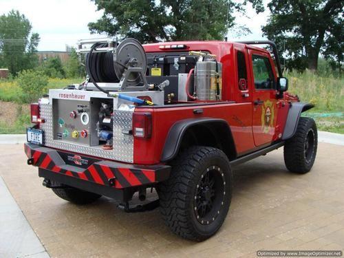 Sweet Fire Jeep