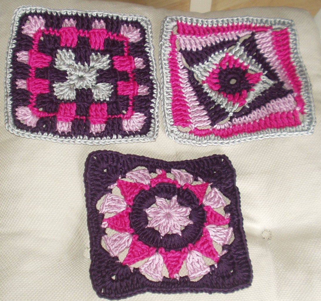 """For """"The Global Square Exchange Group"""" at Ravelry"""