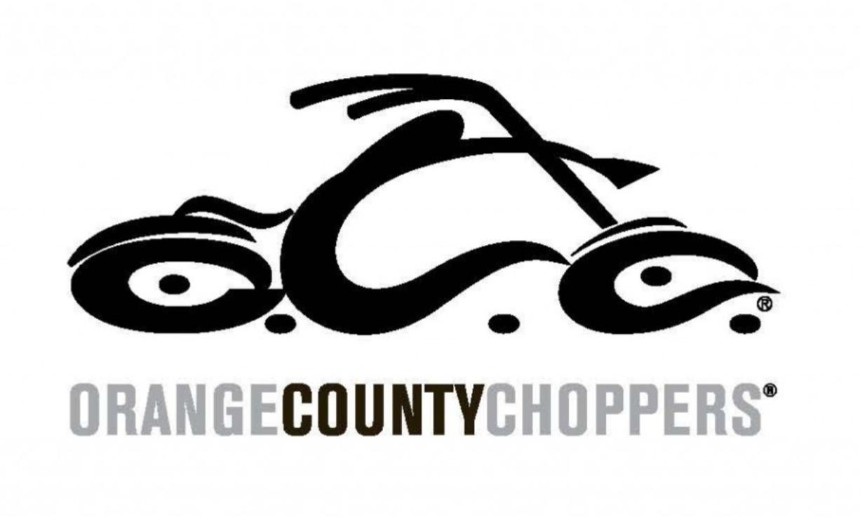 OCC Orange County Choppers Female Shirt Basic Logo schwarz