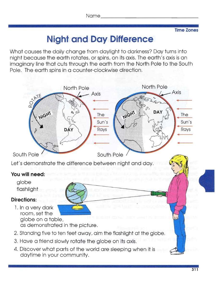 medium resolution of Global Geography Worksheets 6 Time Zones   Geography worksheets
