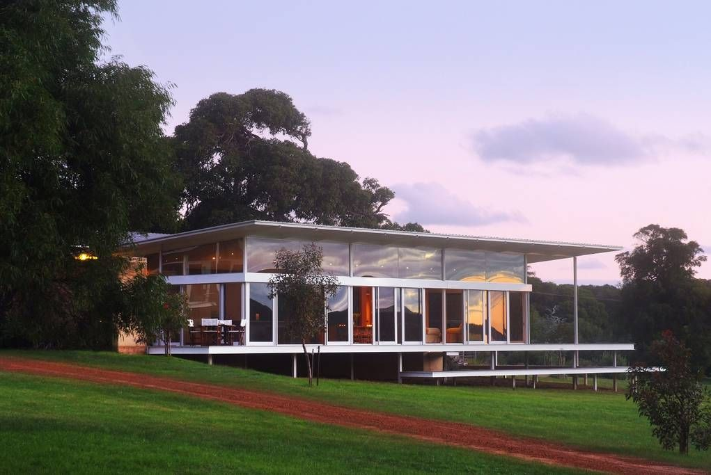 In Margaret River Au Ooi House Is A Exceptional