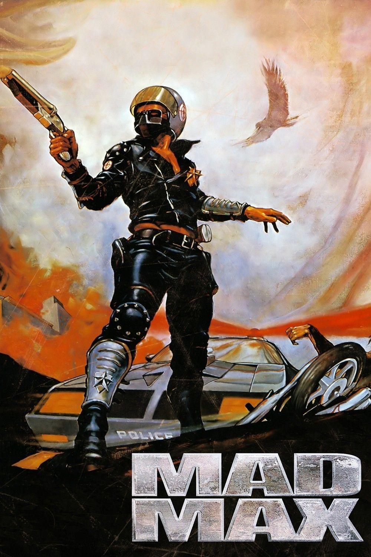 Resultado de imagem para mad max 1979 poster