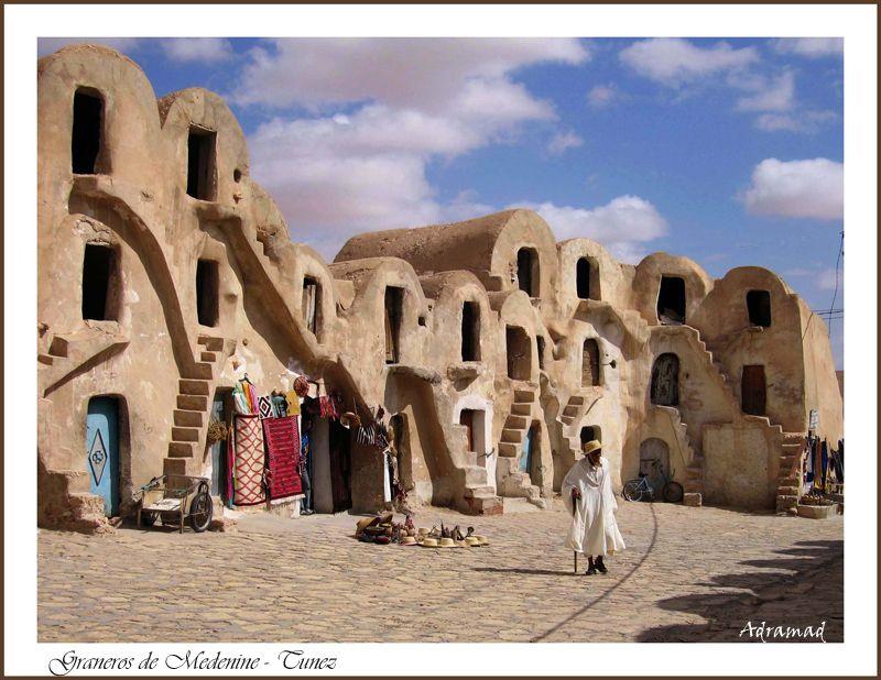 Medenine, Tunisia.