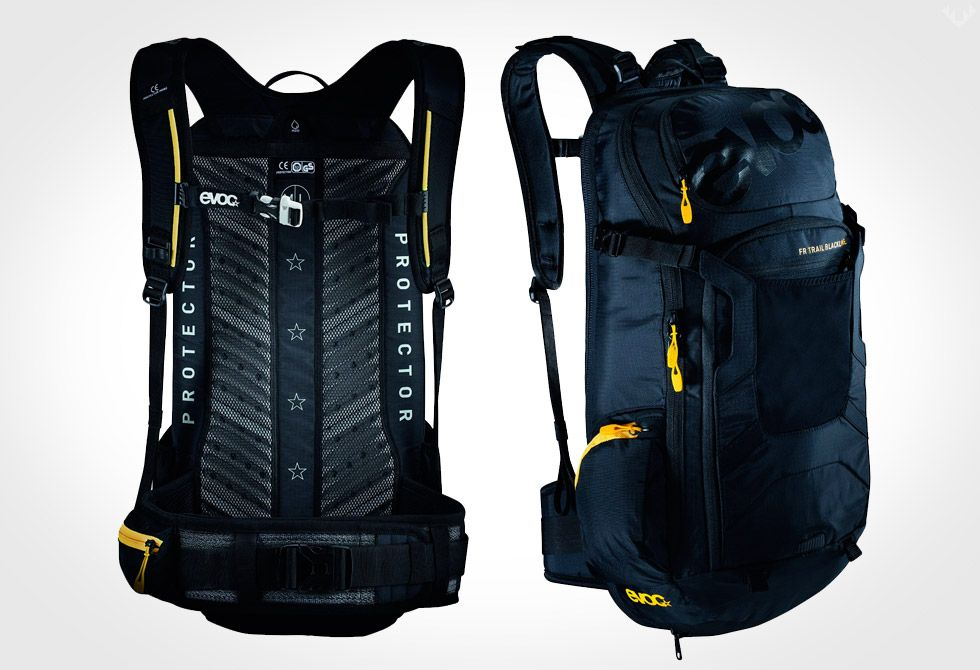 e20ac78980 Evoc FR Trail Blackline Protector Hydration Pack – LumberJac