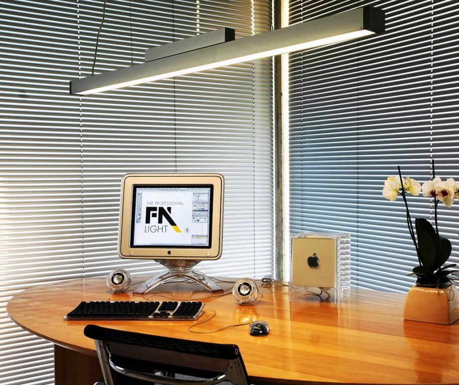 Image of Best Home Office Lighting Ideas Home office