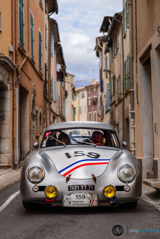 Tour Auto 2016 Jour 5, cap sur La Croisette Porsche